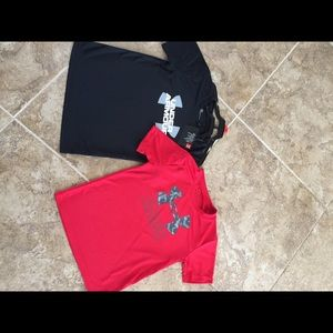 Under Armour T-Shirts Size 6 New